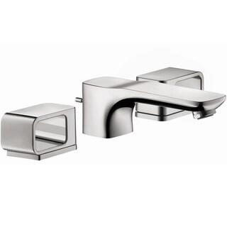 Hansgrohe Axor Urquiola Widespread Chrome Bathroom Faucet