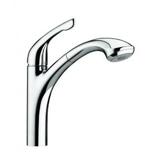 Hansgrohe Allegro E Single Hole Low Flow Chrome Kitchen Faucet