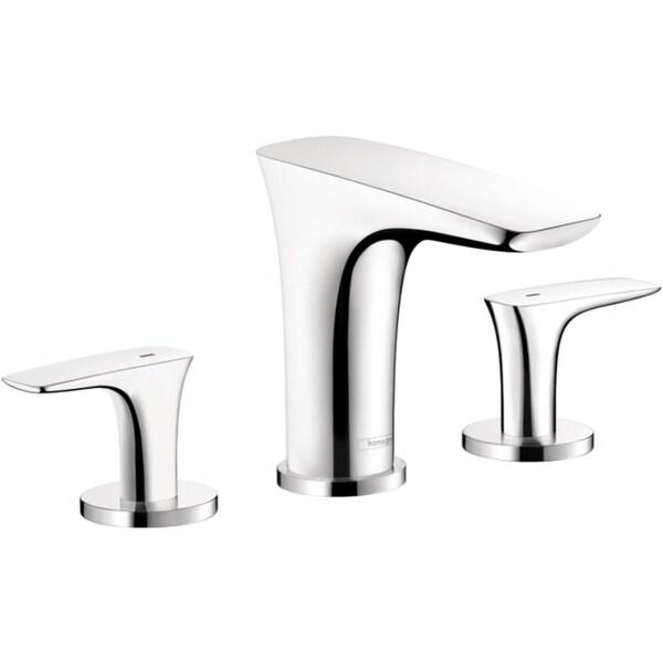 Hansgrohe Puravida Widespread Chrome Bathroom Faucet
