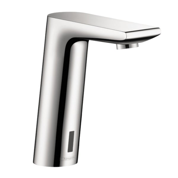 Hansgrohe Metris S Chrome Electronic Bathroom Faucet