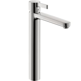 Hansgrohe Metris S Tall Chrome Single Hole Faucet