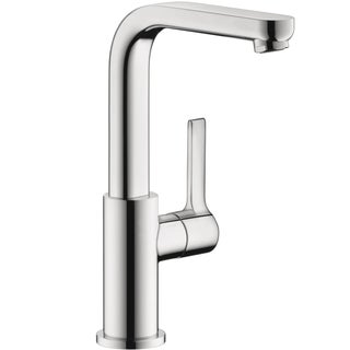 Hansgrohe Metris S Single Hole Tall Chrome Faucet