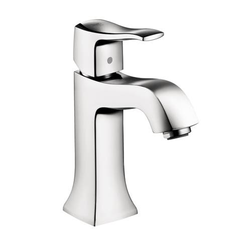 Hansgrohe Metris C Single Hole Chrome Faucet