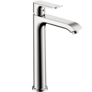 Hansgrohe Metris E Single Hole Comfort Chrome Faucet