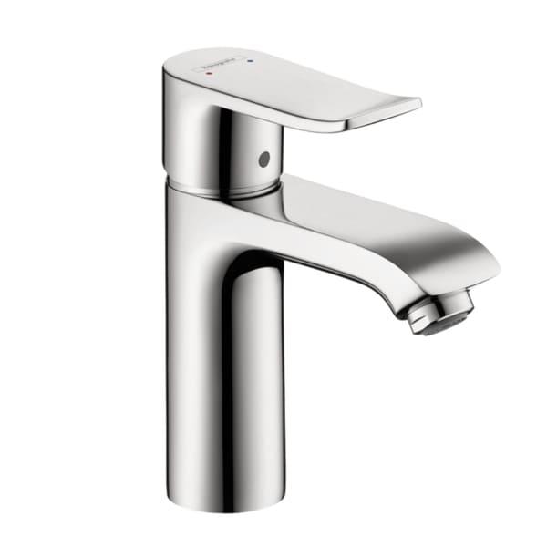 hansgrohe metris e single hole chrome faucet free. Black Bedroom Furniture Sets. Home Design Ideas