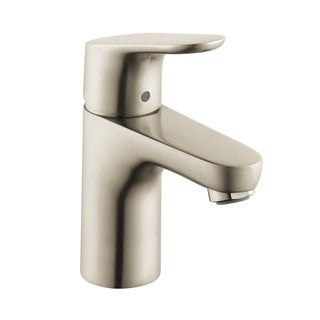 hansgrohe focus e 70 single hole brushed nickel faucet. Black Bedroom Furniture Sets. Home Design Ideas