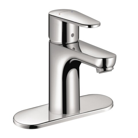 Hansgrohe Talis E Single Hole Chrome Faucet