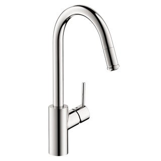 Hansgrohe Talis S Single Hole Chrome Kitchen Pull Down 1-spray Faucet