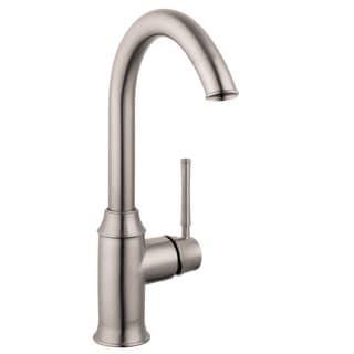 Hansgrohe Talis C Bar Steel Optik Kitchen Faucet