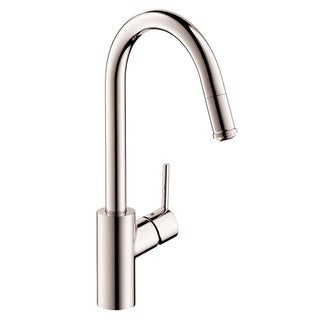 Hansgrohe Talis S Single Hole Kitchen Pull Down 1-spray Steel Optik Faucet