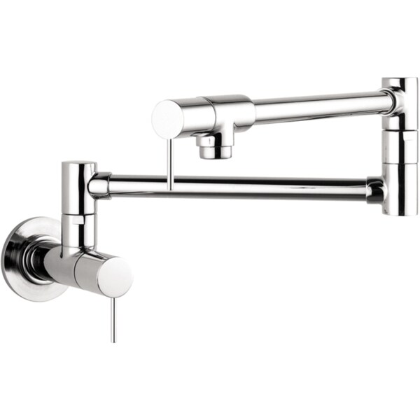 Hansgrohe Axor Starck Wall Chrome Pot-filler faucet - Free ...