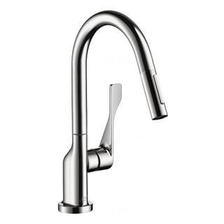 Hansgrohe Axor Citterio Prep Chrome Kitchen faucet