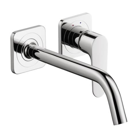 Hansgrohe Axor Citterio M Wall-mounted Single Handle Chrome faucet