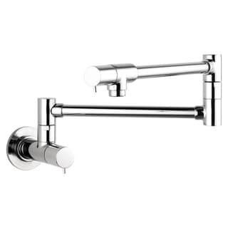 Hansgrohe Talis S Wall-mounted Chrome Pot-filler faucet
