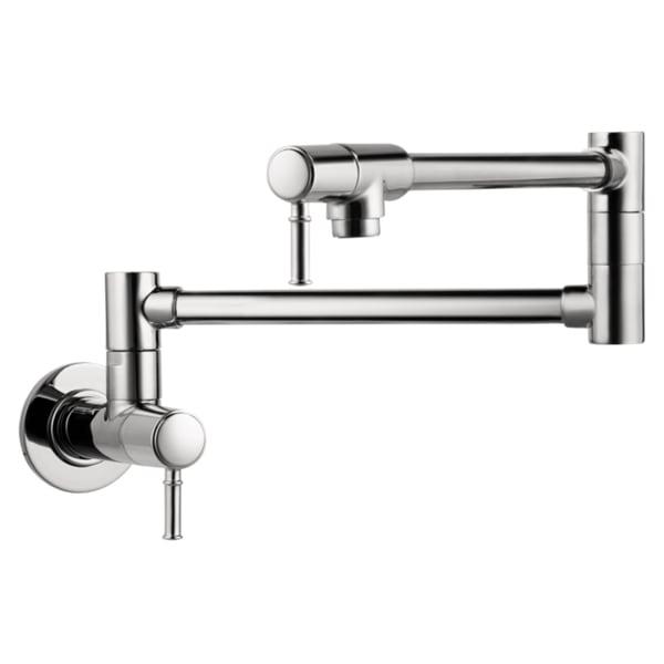Hansgrohe Talis C Wall-mounted Chrome Pot-filler faucet