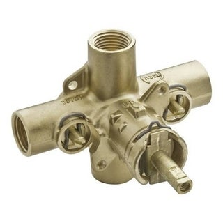 Moen Commercial 0.5-inch Ips Connection with Integral Stops