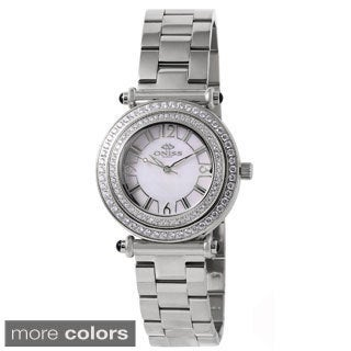 """Oniss Women's """"Bello"""" Collection Stainless Steel Watch"""