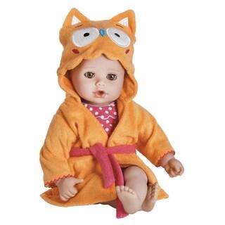 Adora Bathtime Baby 13-inch Brown Eyes Owl Doll