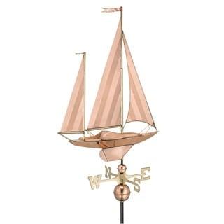 Good Directions Sailboat Weather Vane