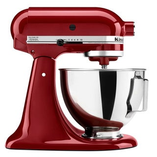 buy kitchen mixers online at overstock com our best kitchen rh overstock com KitchenAid Mixers On Sale Amazon KitchenAid Mixer Professional 600 Problems