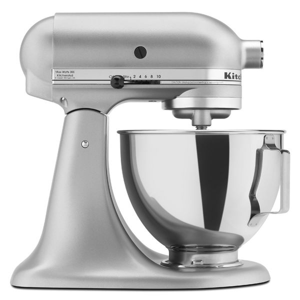 KitchenAid KSM85PB 4.5-quart Tilt-head Stand Mixer