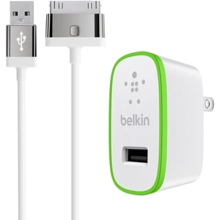Belkin Home Charger for iPad (10 Watt/2.1 Amp)