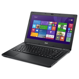 "Acer TravelMate P246-M TMP246-M-52X2 14"" LCD 16:9 Notebook - 1366 x 7"
