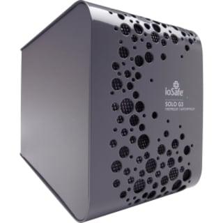 "ioSafe Solo G3 4 TB 3.5"" External Hard Drive"