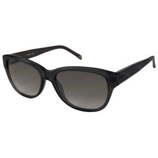 Fossil Women's Mara Rectangular Sunglasses