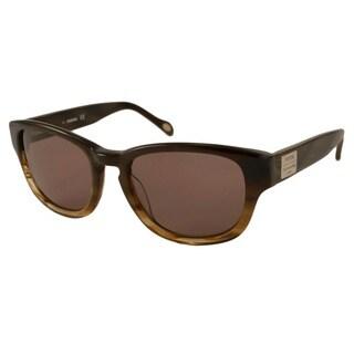 Fossil Women's Regina Rectangular Sunglasses