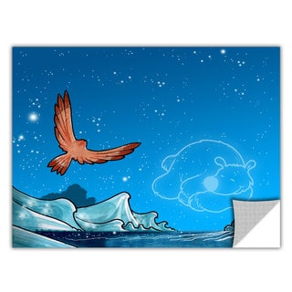 ArtApeelz Luis Peres 'Polar 3' Removable wall art graphic