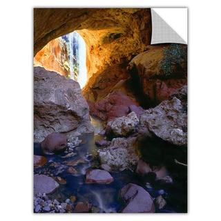 ArtApeelz Dean Uhlinger 'Tonto Natural Bridge' Removable wall art graphic