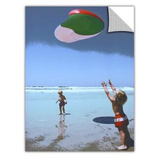 ArtApeelz Dean Uhlinger 'Beach Day 2' Removable wall art graphic