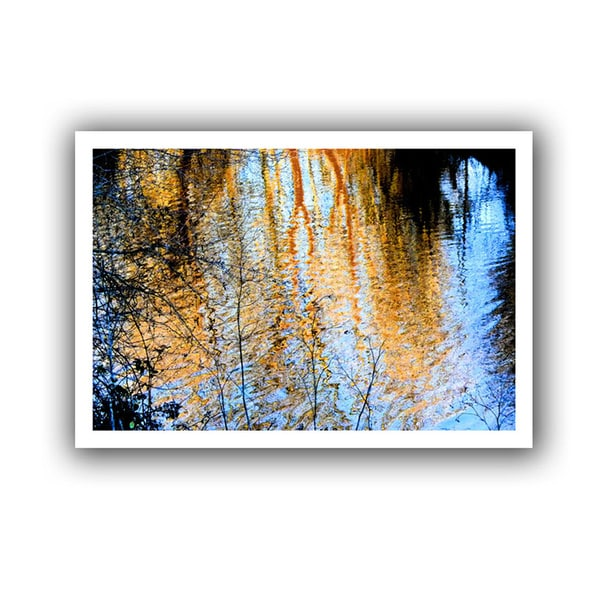 Dean Uhlinger 'Canyon Light' Unwrapped Canvas