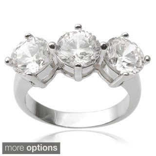 Journee Collection Cubic Zirconia Engagement Ring