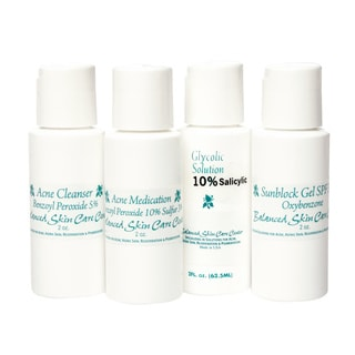 Acne: Oily Skin Acne Kit