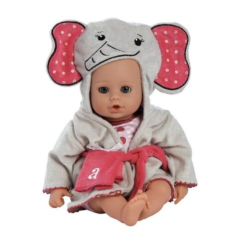 Adora Bathtime Elephant 13-inch Baby Doll