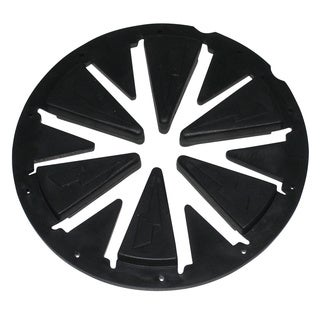 Lightning 10-inch DYE Rotor Loader Hopper Speed Feed Gate Collar Lid