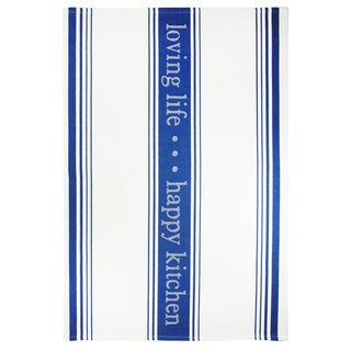 MUkitchen Lagoon Jacquard Cotton Towel
