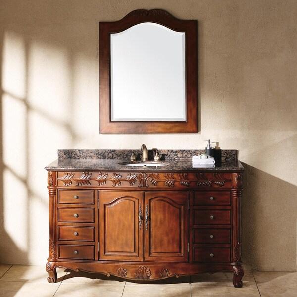 James Martin Classico 60 Inch Single Granite Vanity Set Free Shipping Today Overstock Com