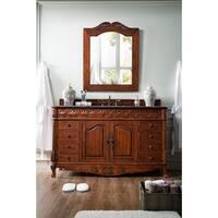 James Martin Classico 60-inch Single Granite Vanity Set