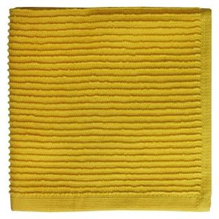 MUkitchen Sunshine Ridged Texture Cotton Dishcloth