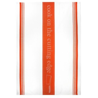 MUkitchen Mandarin Jacquard Cotton Towel