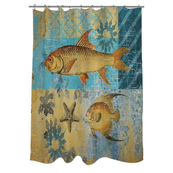 Shop Caribbean Cove IV Shower Curtain