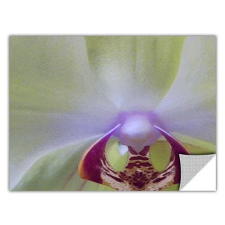 ArtApeelz Dean Uhlinger 'Impression of Orchid' Removable wall art graphic