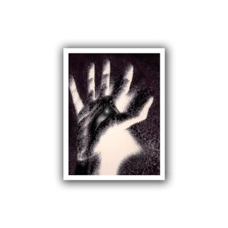 Dean Uhlinger 'Hand of Healing' Unwrapped Canvas