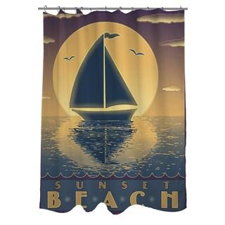 Nautical IV Shower Curtain