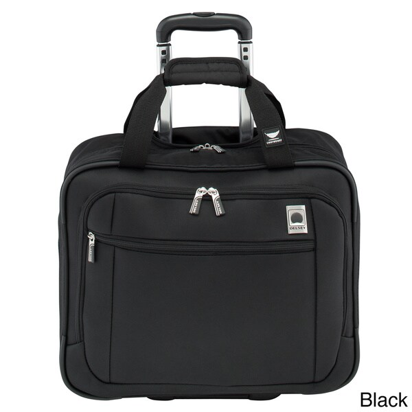 Delsey Helium Sky 17 inch Rolling Carry on Tote Bag