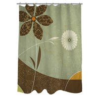 Graphic Garden Sadie Shower Curtain