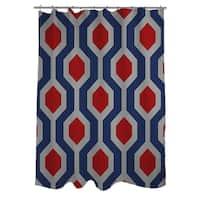 Carpet Grey Shower Curtain
